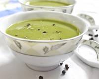 Light And Creamy Broccoli Soup Recipe