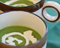Quick Creamy Pea Soup Recipe