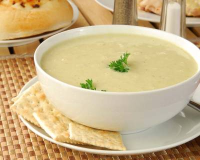 Cream of Celery Soup Recipe