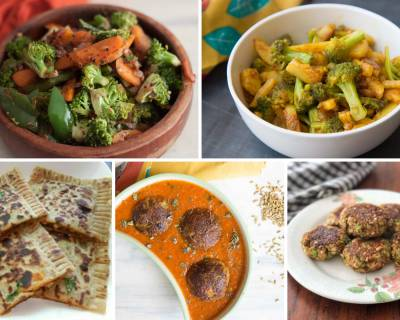 20 Delicious And Interesting Indian Broccoli Recipes That You Must Try