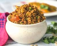Sprouted Horse Gram Thoran Recipe - No Onion No Garlic