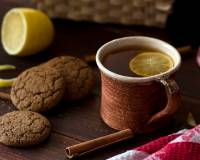 Cinnamon Spiced Black Lemon Tea Recipe