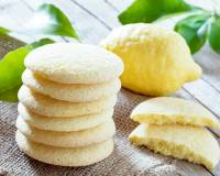 Shortbread Cookies With Citrus Zest Recipe