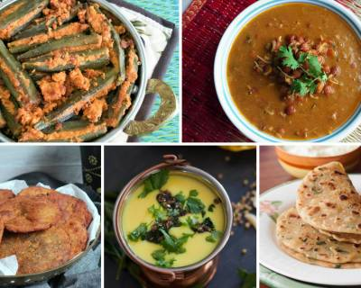 6 Everyday Maharashtrian Recipes With Serving Combinations For Everyday Meals