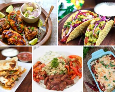 23 Lip Smacking Mexican Recipes For Weekend Dinners