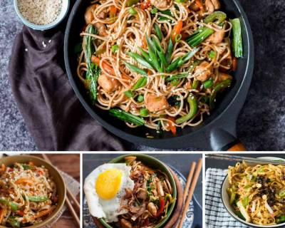 8 Inviting Asian Noodle Recipes For Your Weekend Brunch