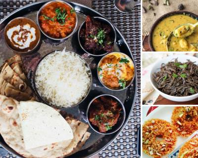 Rajasthani Food - Recipes From The Land Of Royal Food