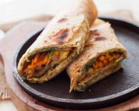 Kolkata Style Egg Roll Recipe (Wrap or Frankie Recipe) - Roz Ka Khana With Figaro Olive Oil