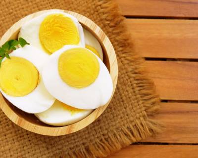 How To Boil Eggs At Home - Boiled Eggs Recipe