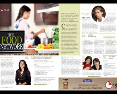 Food Network | India Today August 2013