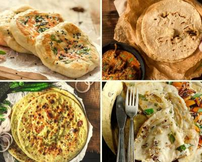 7 Indian Breads You Must Know