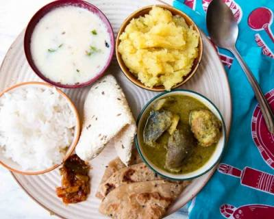 Gujarati Thali Menu Ideas & Recipes Collection