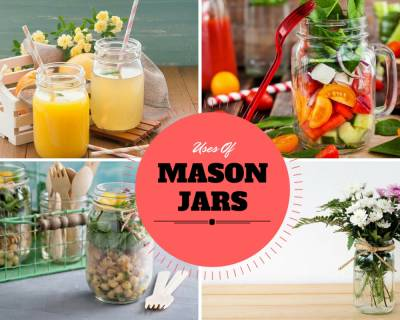 11 Clever Ways to Repurpose Mason Jars In Your Kitchen And Home