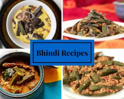 15 Delciious Bhindi (Okra) Recipes You Must Try