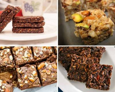 12 Delectable Homemade Energy Bars