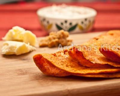 Soulfull's Adai Mix - A South Indian High Protein Breakfast Crepe