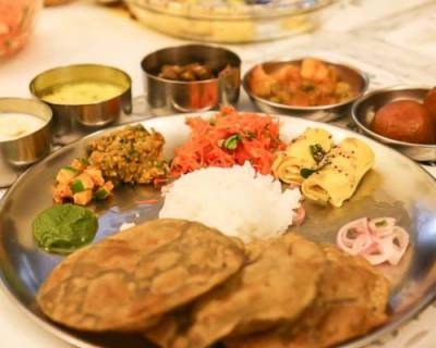 The Great Indian Thali Collection of Recipes