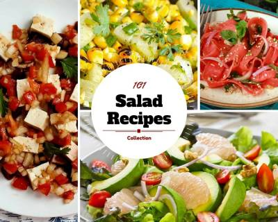 101 Delicious & Healthy Salad Recipes That Are Easy To Make