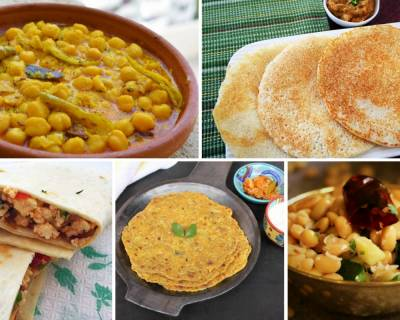 Weekly Lunch Box Recipes & Ideas from Doddak recipe, Lauki paratha, Thenga Manga Soya Sundal & More