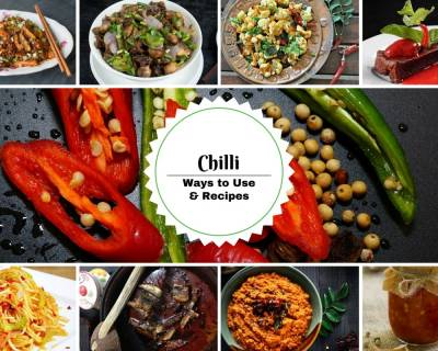 5 Ways to Use Chili Peppers 16 Best Chilli Recipes