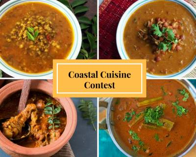 Coastal Cuisine Recipe Contest - Get Your Cooking Hats & Share Your Best With Us