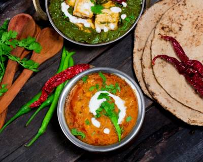 Experience The Taste Of Road Side Dhabas In These 9 Delicious Recipes