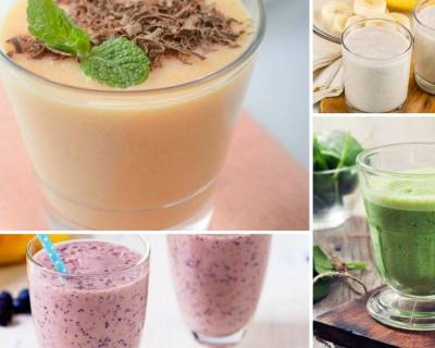 12 Fulfilling Breakfast Smoothie Recipes To Boost Your Energy