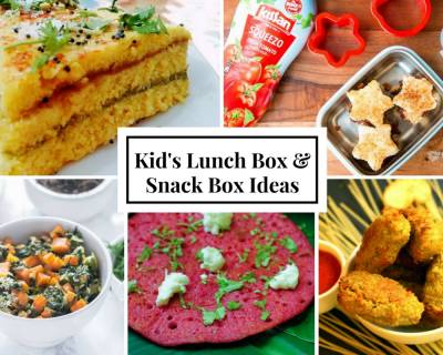 Lunch Box Recipes & Ideas from Beetroot loni sponge dosa, Cutlets sandwich, Gajar methi sabzi and more