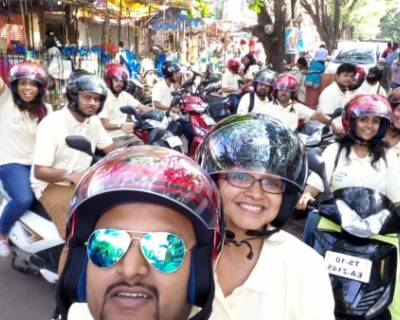 A Ride I Will Remember with The Mahindra GoGustoRides