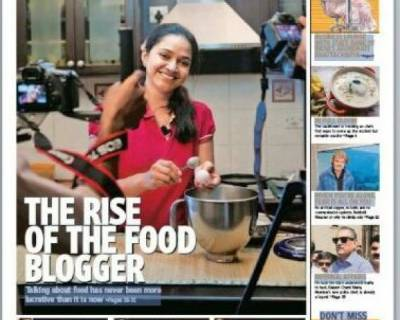 Trend Tracker - The Rise of the Food Blogger | Live Mint Coverage