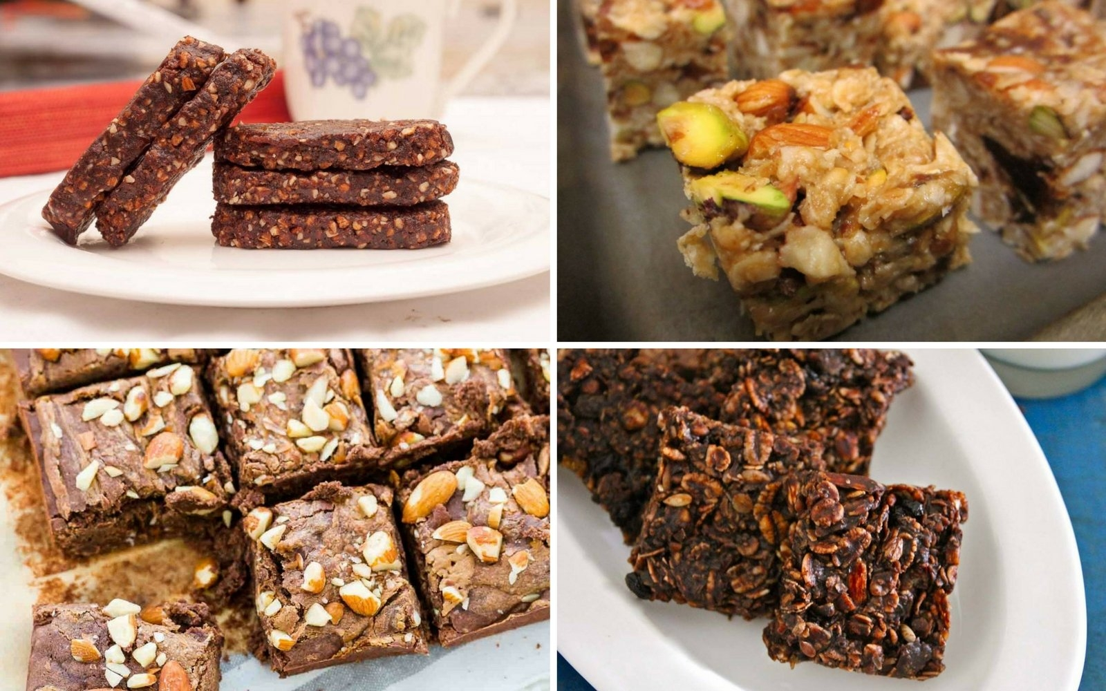 12 Delectable Homemade Energy Bars By Archana S Kitchen