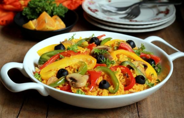 3 - Course Vegetarian Christmas Dinner Menu by Archana's ...