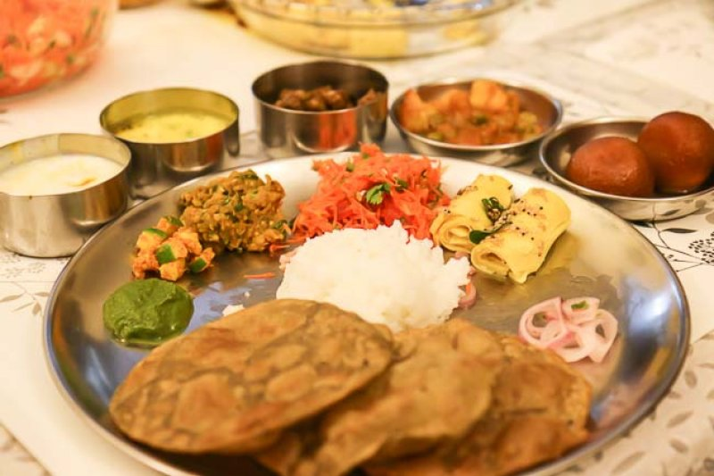 The great indian thali collection of recipes by archanas kitchen the great indian thali collection of recipes forumfinder