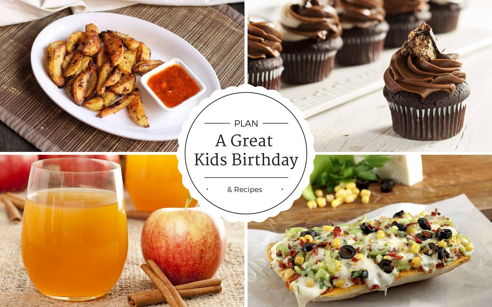 Trend Food Ideas For Lunch Birthday Party