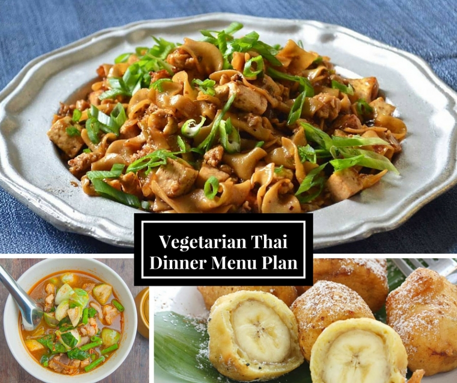 Course Vegetarian Thai Dinner Menu Ideas (Special