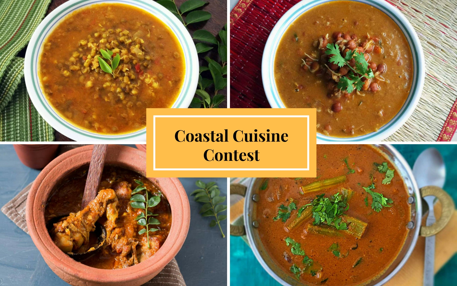 Coastal Cuisine Recipe Contest - Get Your Cooking Hats