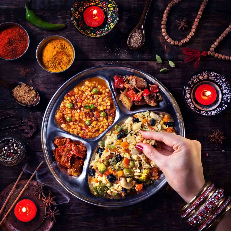 Simple Ways To Cook, Eat & Stay Healthy This Diwali By