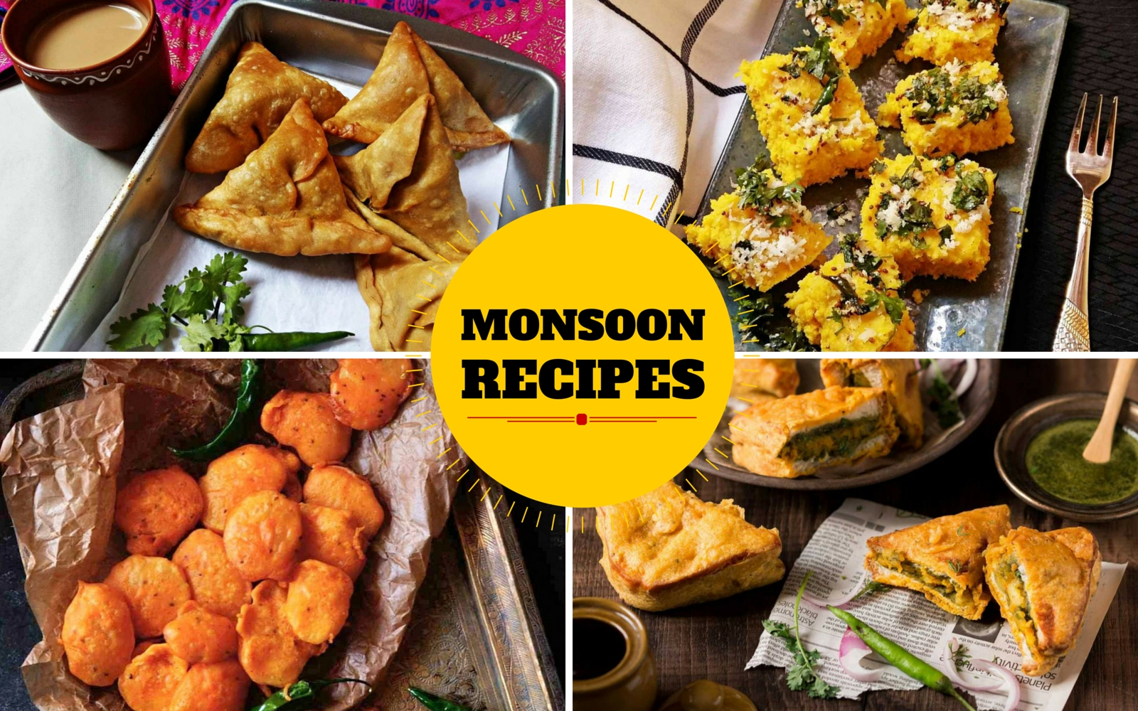 18 scrumptious snack recipes that you can cook on a rainy monsoon 18 scrumptious snack recipes that you can cook on a rainy monsoon days forumfinder Images